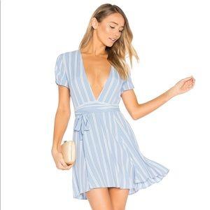 Minden Dress (Blue)